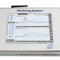 Pile Driving Analyzer ® (PDA) Модель PDA-8G - pdi-russia.ru